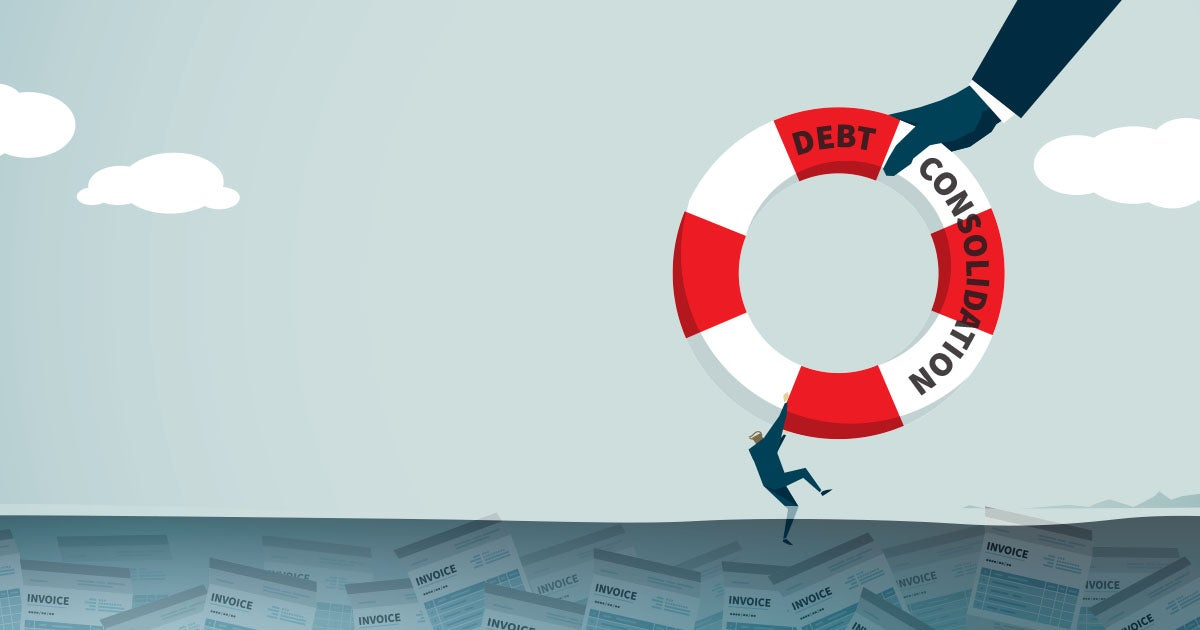Debt Consolidation: Life raft you've been waiting for ...