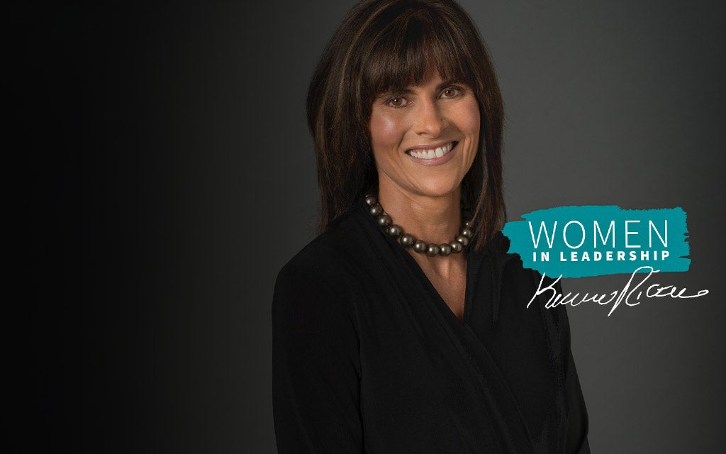 Women In Leadership Kellie Richter