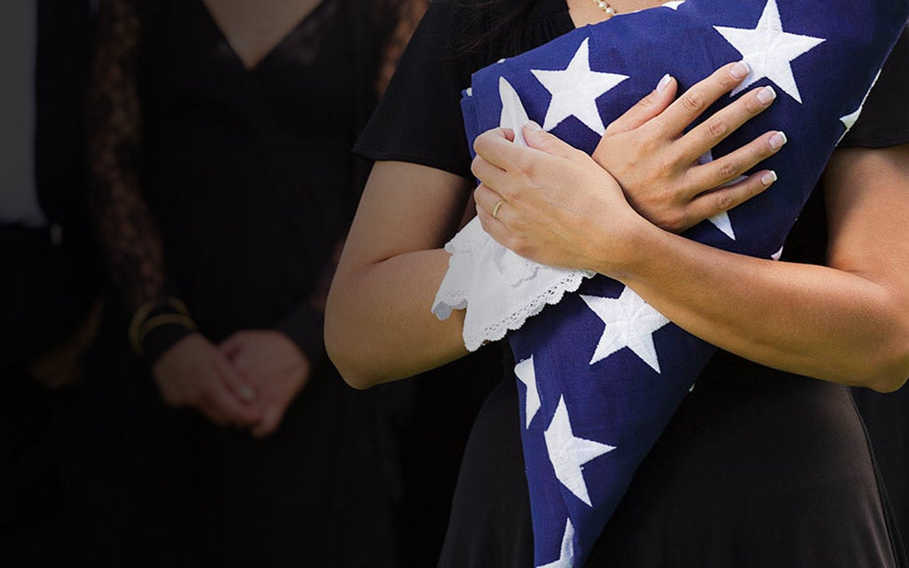Military Widow's Tax Repeal