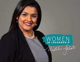 Women in Leadership Nidhi Talati