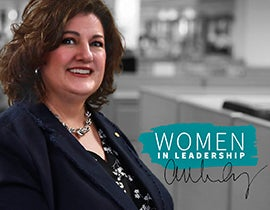 Women in Leadership Amy Doherty