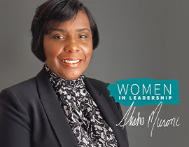 Women in Leadership Alisha Muroni