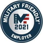 2021 Military Friendly® Employer