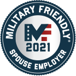 2021 Military Friendly® Spouse Employer