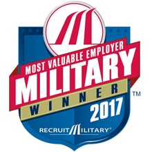 Most Valuable Employer
