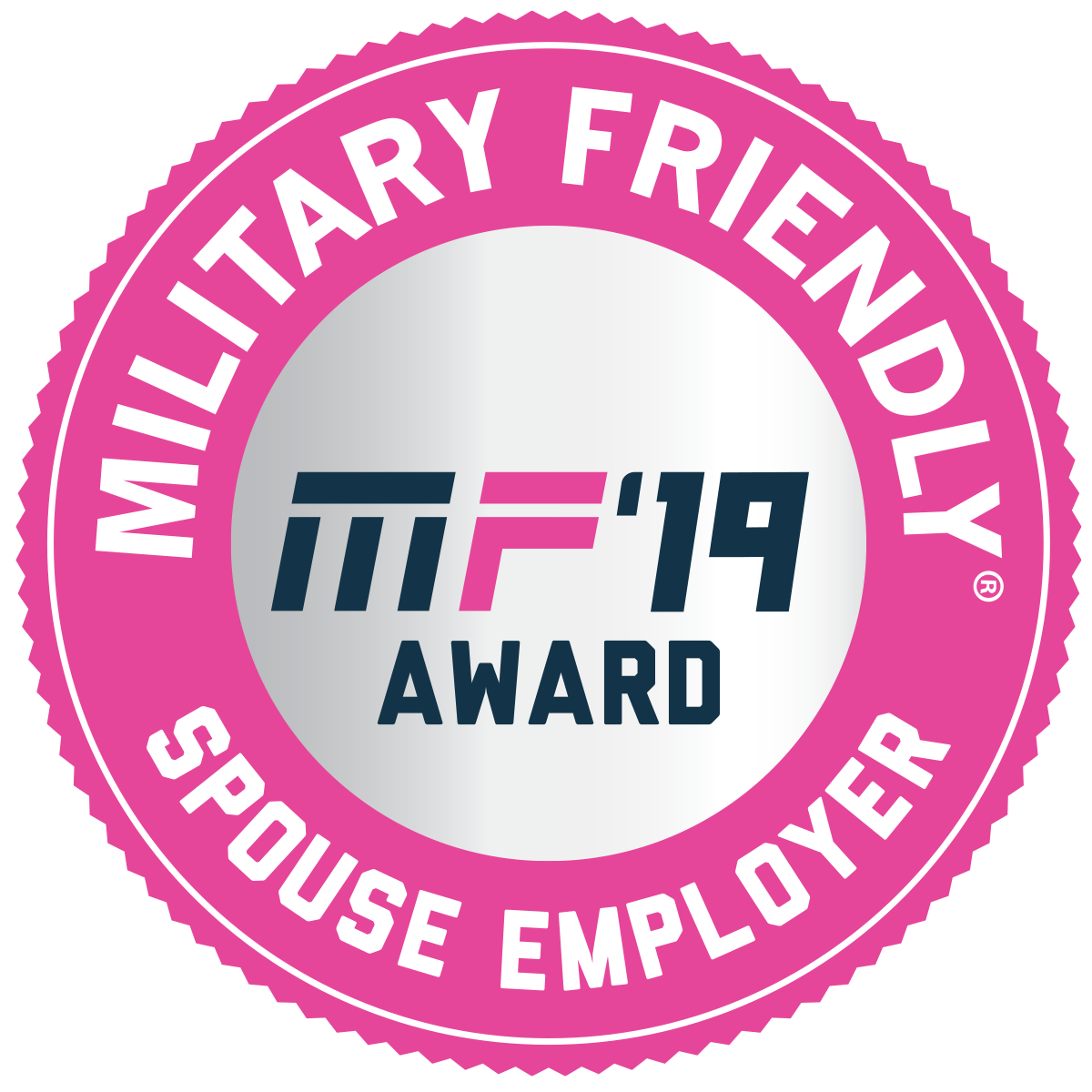 2019 Military Friendly® Spouse Employer Award