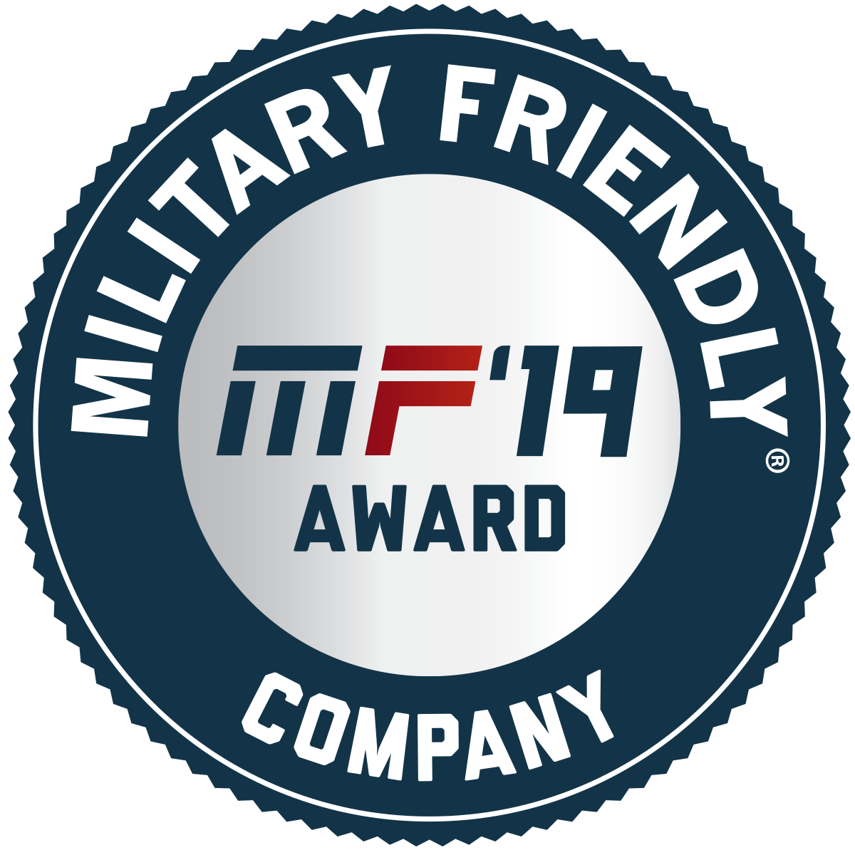 2019 Military Friendly® Company