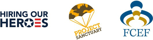 Community Commitment: Hiring Our Heroes, Project Sanctuary, and FCEF
